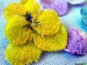 florero plato: flores también comen