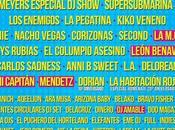 confirmaciones para Festival: León Benavente, Mendetz Rufus Firefly entre ellas