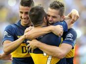 Palestino Boca Juniors Vivo, Copa Libertadores