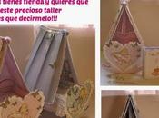 Taller Scrapbook ,Cuna balancín mini álbum