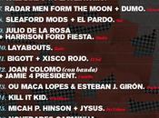 Programación Sound Isidro Mayo