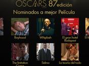 quiniela Oscars 2015: Mejor película mejor director