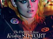 Kristen Stewart posa para Interview Magazine habla Crepúsculo.