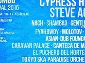 AlRumbo Festival 2015: Cypress Hill, Steve Aoki, Nach, Molotov, Asian Foundation...