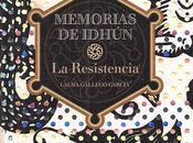 Memorias Idhún Laura Gallego
