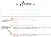 como personalizar Comentarios anónimos avatar blogger.