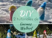 DIY: Cómo hacer Gnomos Waldorf
