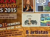 Participando Exposición: Caricatura Sociedad