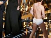 Neil Patrick Harris pasea calzoncillos estilo 'Birdman' Oscars 2015