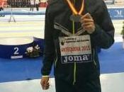 Marco proclama subcampeón España metros