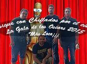 Podcast Chiflados cine: Retransmisión ceremonia Oscars 2015
