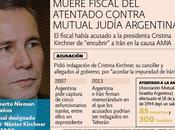 suceso turbio: muerte fiscal Nisman Argentina