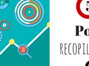 Google Plus, recopilación entradas