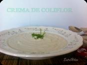 Crema coliflor