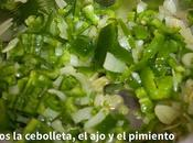 Cocochas Bacalao Patatas