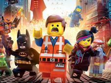 Lego Película ficha Schrab ('Community') para silla director