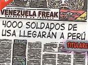 4.000 soldados llegan Perú Fuentes restringidas