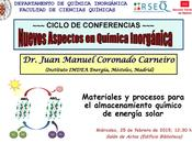 Actividades químicas Madrid