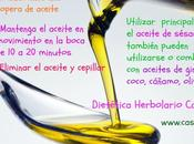 beneficios enjuague bucal aceite