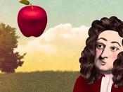 ¿Por caen manzanas?