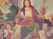 Iconografía Pastora Cantillana: Templo Gitanos.