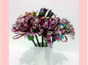 Flores papel revista