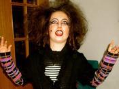 Maquillaje Bruja.- Paso productos utilizados. Makeup. Witch makeup