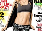 Kate Hudson presume figura Shape Magazine