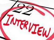 primera entrevista trabajo