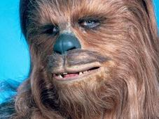 Star Wars. Personajes: Chewbacca