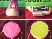 Probando productos Lush