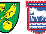 """East Anglia Derby"", Ipswich Town-Norwich City"