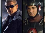 prepara nueva serie personajes Flash Arrow
