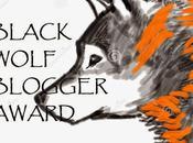 Black Wolf Blogger Award, nueva versión