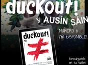 Entrevista Ausín Sáinz Duckout! Magazine.