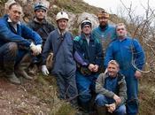 Descubren nuevas muestras arte rupestre paleolítico cueva Erlaitz (Guipúzcoa)