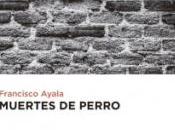 """Muertes perro"" Francisco Ayala"