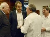 Rodríguez Zapatero: aboga porque EE.UU. excluya Cuba países terroristas video]