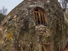 Eski-Kermen, ciudades cuevas viejas