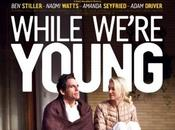 "Nuevo quad póster para reino unido ""while we're young"" stiller naomi watts"