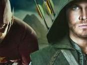 tendra Spinoff series Arrow Flash
