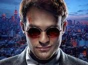 Matt Murdock vende cartel promocional 'Daredevil'