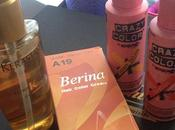 Review: Tinte pelirrojo Berina