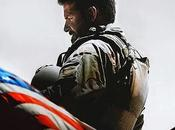 francotirador (2014), clint eastwood. americano impasible.
