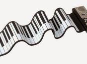 Piano enrollable
