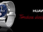 #MWC15 Huawei Smartwatch ¿Quien decía smartwatch chinos tenían clase?