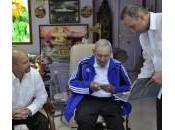 Fidel Castro encuentra Cinco Espías cubanos Punto Cero (+FOTOS)