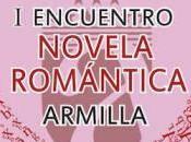 Próxima parada, Granada. Encuentro Novela Romántica Armilla.