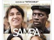 cine Samba. sombra Intocable