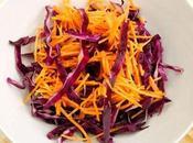 Ensalada lombarda zanahorias Karlos Arguiñano